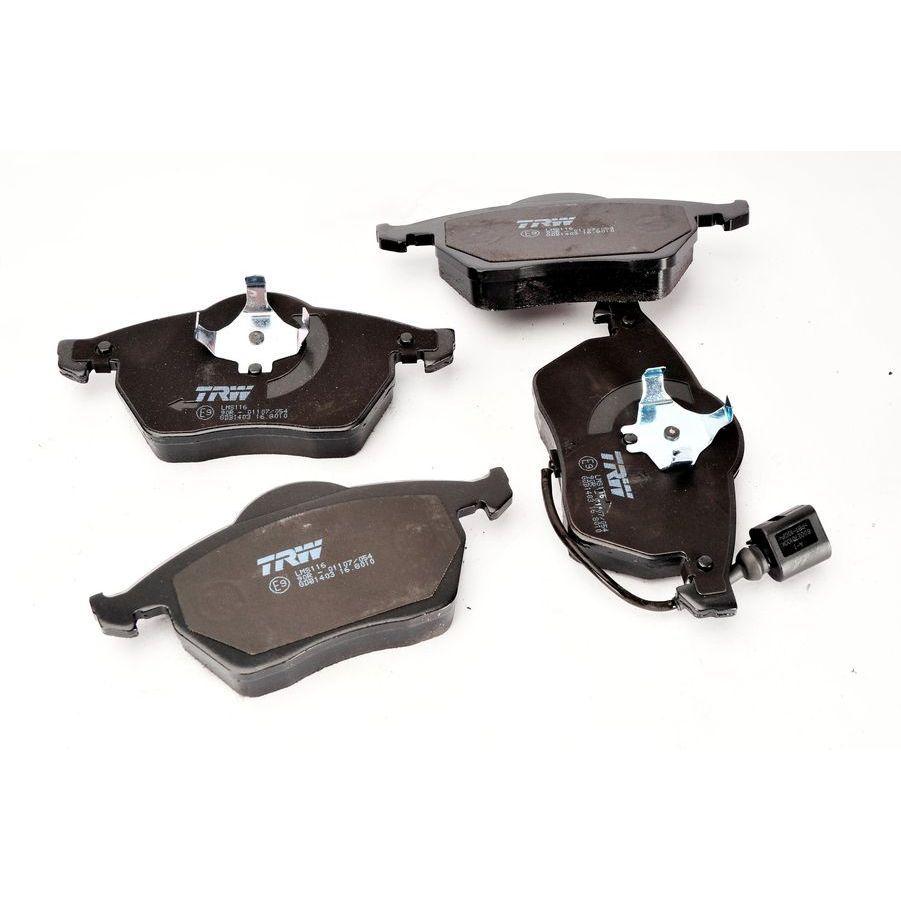 ผ้าดิสเบรคหน้า AUDI TT MKI (ปี98-07) / Front Brake Pads, 1J0698151K