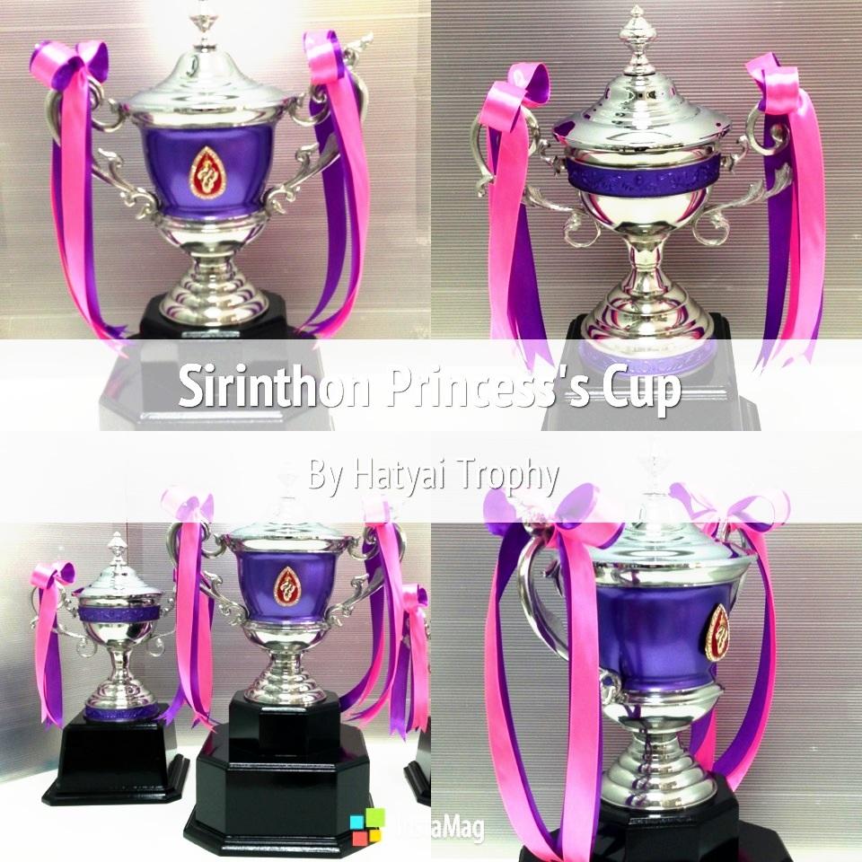 ถ้วยรางวัลงานชิงถ้วยพระราชทาน Princess's Cup