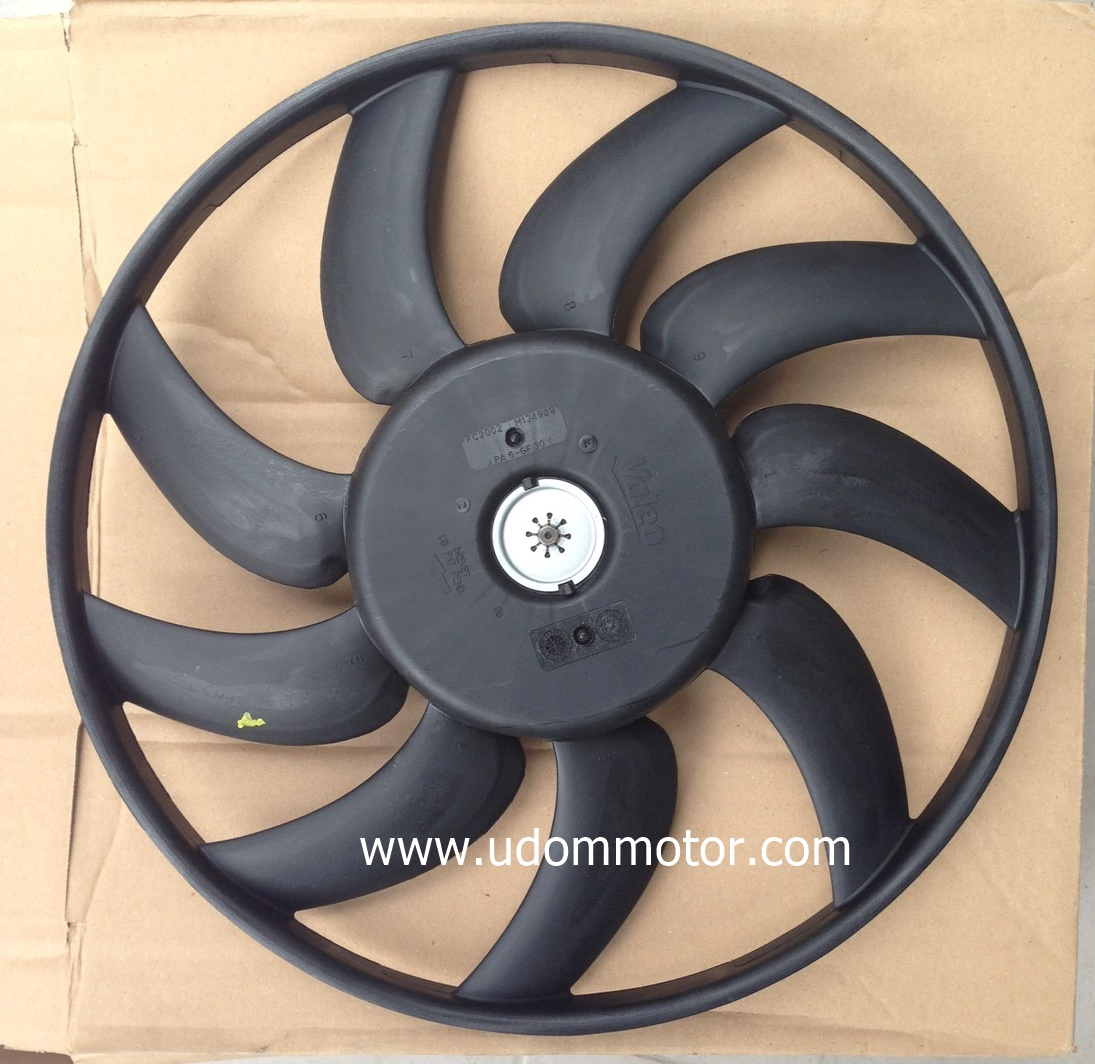 """พัดลมไฟฟ้า AUDI Q5 (400mm.) """"Valeo"""" / 8K0959455G"""