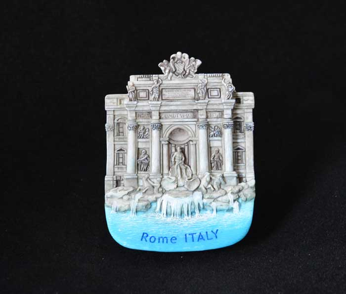 น้ำพุเทรวี่ โรม อิตาลี Rome Italy