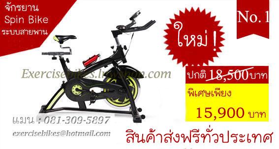 spin bike รุ่น 882