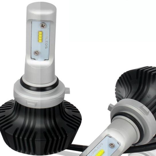 ไฟหน้า LED ขั้ว HB4(9006) LUXEON ZES 50W รุ่น G7