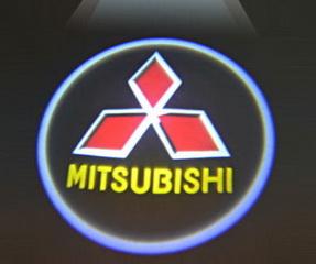 ไฟโลโก้ส่องพื้น Misubishi