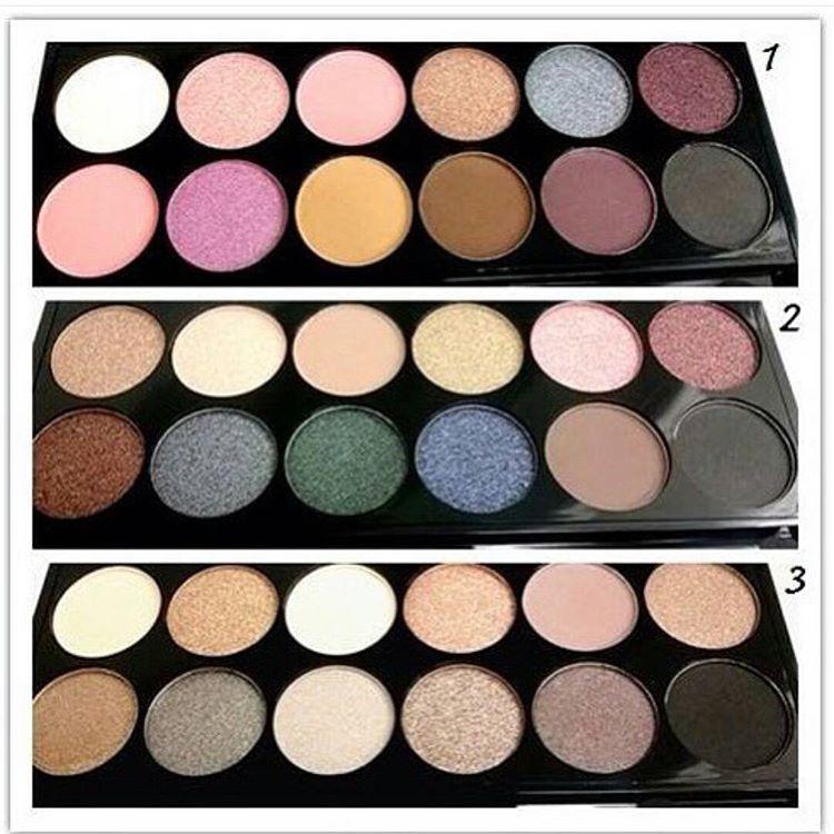 Sivanna Eyeshadow Makeup Academy Professional HF307 ซิเวียนา อายแชโดว์ ของแท้ถูกที่สุด