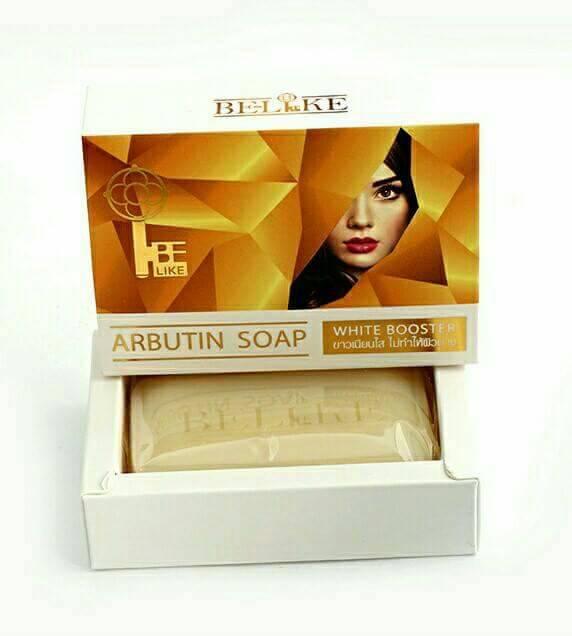 Arbutin Soap สบู่อาร์บูติน หน้าใส ลดสิว รู้สึกได้ภายใน 1 ก้อน
