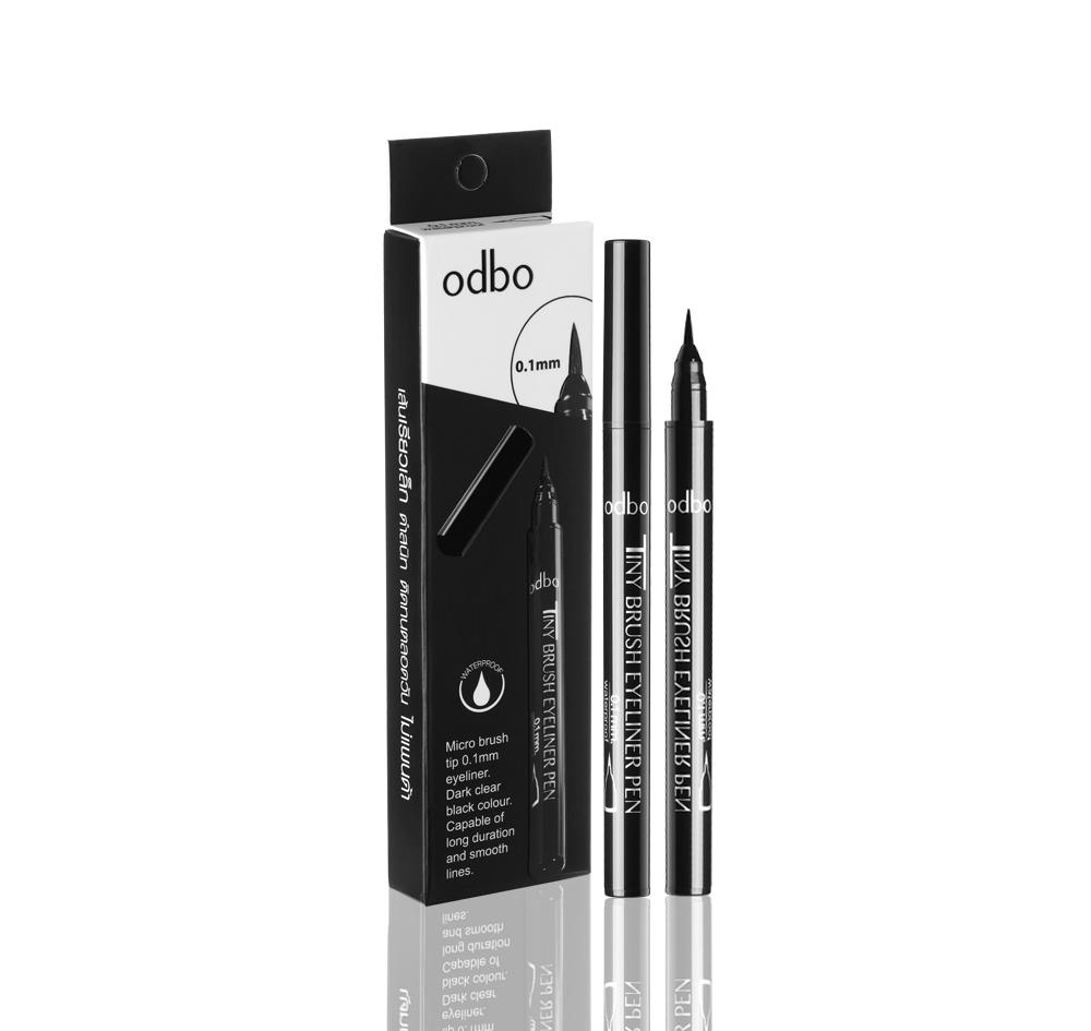 odbo eyeliner OD332 โอดีบีโอ ไทนี่ บรัช อายไลเนอร์ เพ็น