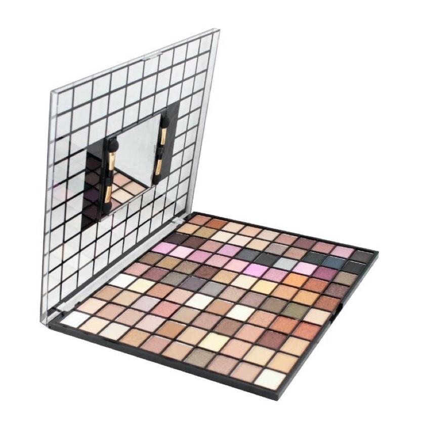 ของแท้ ลดกระหน่ำ ถูกจริง 100 สี Sivanna colors makeup studio eyeshadow palette HF361