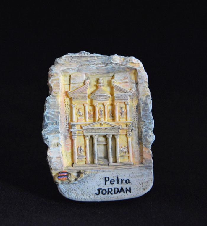 เพตรา จอร์แดน, Petra Jordan