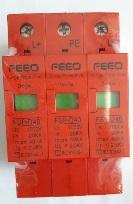 Surge แบบ SPD DC ขนาด 20-40kA 1000V 3P (FEO)