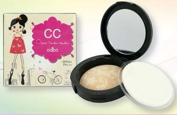odbo CC Clear Tender Powder OD604 ของแท้ ราคาโดนใจ