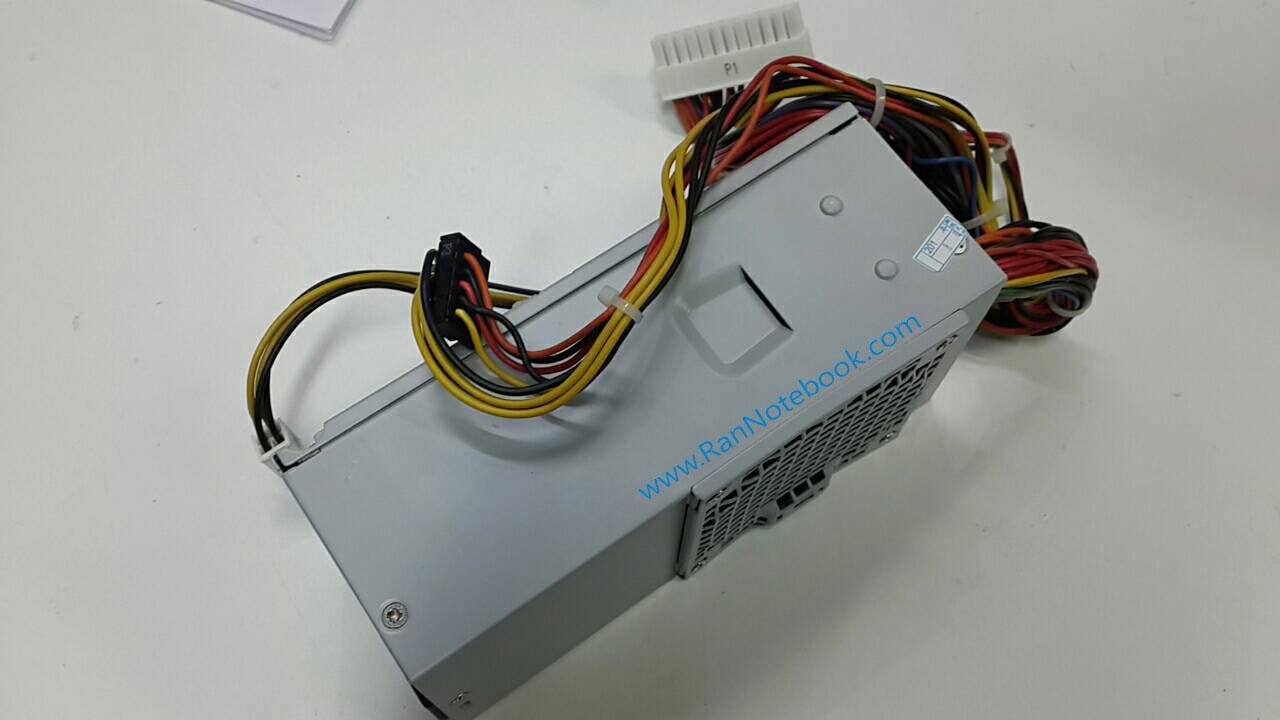 Power Supply Dell Optiplex 990 DT 7GC81 250 Watt อะไหล่แท้ ประกันศูนย์ Dell