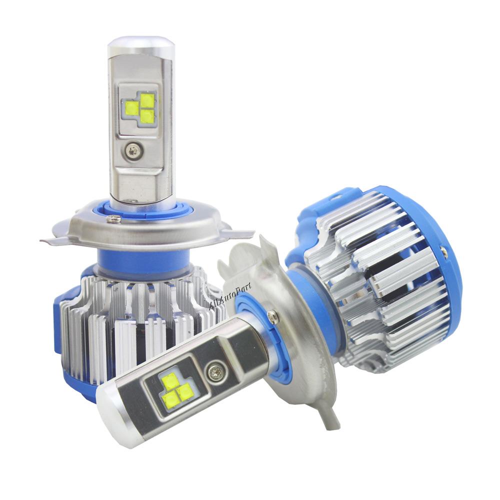 ไฟหน้า LED ขั้ว H4 Cree 35W รุ่น T1