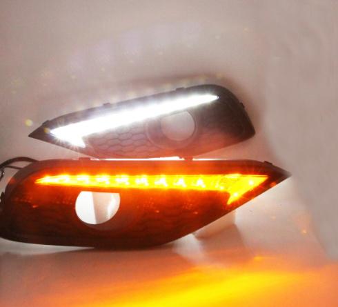 ไฟ SMD Daylight Honda CR-V 2012-16 ตรงรุ่น