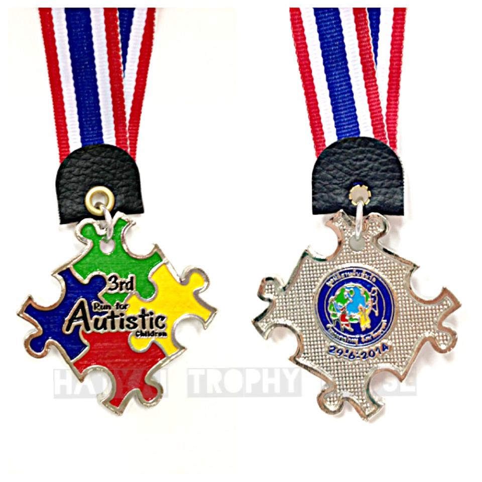เหรียญรางวัล/กีฬา งานวิ่ง ส่ังทำ