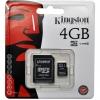 ไมโคร sd card kingston 16GB Class 4 ราคา 250 บาท