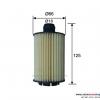 ไส้กรองน้ำมันเครื่อง GRAND CHEROKEE CRD 3.0L ปี 11-14 / Oil Filter, 68109834AA