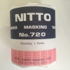 กระดาษกาวย่น NITTO Masking Tape No720