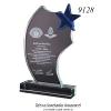 9128 ถ้วยรางวัล ดาว STAR Crystal Award & Premium