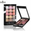 odbo OD251 Charming Eyeshadow Palette โอดีบีโอ ชาร์มมิ่ง อายแชโดว์ พาเลท อายแชโดว์ 15 เฉดสี