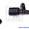 เซ็นเซอร์เอบีเอส AUDI TT (8J3, 8J9) / WHT003857, ABS, Sensor, Wheel Speed