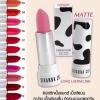 Sivanna Colors Long Lasting Matte Lipstick HF670 ลิปสติก เนื้อแมท กลิ่นนม ราคาถูก