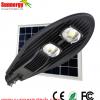 โคมไฟ Solar Street Light ขนาด 60W พร้อมแผงโซล่าเซลล์ 70W