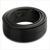 Cable & Connector (สายไฟ) แบบ PV-1F 6mm2 Black