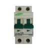 เบรกเกอร์เอซี 2 ขั้ว สำหรับโซล่าเซลล์และระบบไฟฟ้ากำลัง (2 Pole AC Breaker for Solar Cell and Power System) พิกัดกระแส 32A