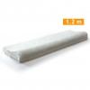หมอนคู่เพื่อสุขภาพ (PL-008) หมอนรองคอ หมอนคู่ รองกระดูกคอ Memory foam รูปทรงตัว S ยาว 1.2 - 1.5 เมตร แก้ปวดคอ