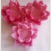 สบู่แฟนซี ดอกบัว lotus flower soap