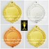 เหรียญรางวัล/กีฬา ติดโลโก้ ML-004 ( 2 Size )