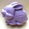 แม่พิมพ์ซิลิโคน รูปกระต่าย 110g