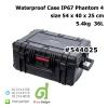 กระเป๋ากล้อง โดรน Phantom 4 Waterproof Case IP67 54 x 40 x 25 cm มีล้อลาก BearMaxx #544025