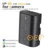 แบตเตอรี่กล้อง Canon LP-E6 Kingma 1600mAh 7.4V Li-ion battery 1 ก้อน