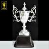 S-008 ถ้วยรางวัลโลหะสีเงินแวว SILVER CUP