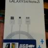 สายชาร์จ usb data cable s4/note3