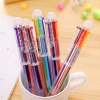 6 Color Ball-Pen ปากกาลูกลื่น 6 สี