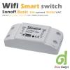 สวิทช์ไร้สาย สวิทช์ไฟ สวิทซ์ไฟ รีโมทไร้สาย Wifi เปิดปิดไฟด้วยมือถือ Sonoff Basic