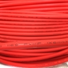 Cable & Connector (สายไฟ) แบบ PV-1F 6mm2 Red