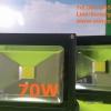 หลอดไฟ LED-FL ขนาด 70W 220V 6000K