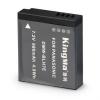 แบตเตอรี่กล้อง PANASONIC DMW-BLH7E Kingma 680 mAh 7.2V Li-ion battery