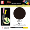 XBR-49 Black - SAKURA Koi Brush Pen
