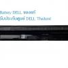 Battery Dell Vostro 15 3558 M5Y1K แบตแท้ ประกัน ศูนย์ Dell Thailand