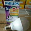 หลอดไฟ LED E27 Bulb ขนาด 7W 220V Cool White PL (Philips)