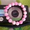 หินนำโชคพิงค์โอปอล Pink Opal หินแห่งความรัก ความโรเมนคิค ความสุข เป็นหินประจำคนเกิดวันอังคาร