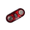 ไฟจักรยาน LED ไฟท้าย D-Light รุุ่น CG-405R ไต้หวัน - สีแดง