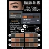 Sivanna SH1105 Eyebrow Shadow Fine Powder Strong Adhesion