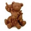 แม่พิมพ์ปูนปลาสเตอร์ / แม่พิมพ์เรซิ่น รูปหมี 3D 80g