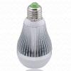 หลอดไฟ LED E27 Bulb ขนาด 9W 12/24V 6000K AL