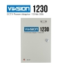 VIKSION 1230 ตู้จ่ายไฟ 18 ช่อง 12V 30A กล้องวงจรปิด 18 จุด กระแสไฟเต็ม CCTV Switching Power Supply